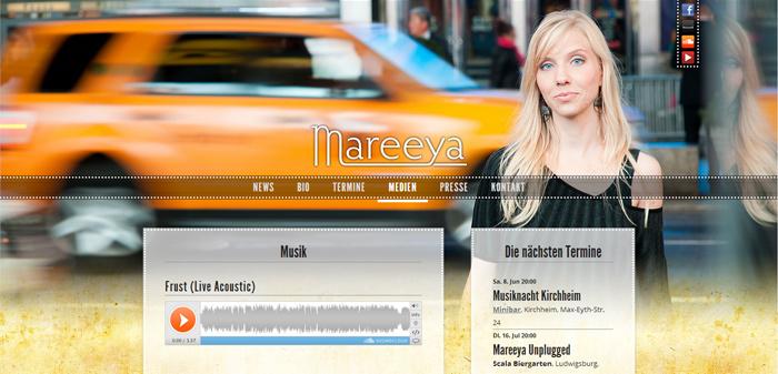 mareeya-website